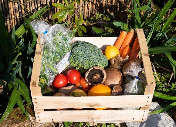 Organic Medium Fruit & Veg Box
