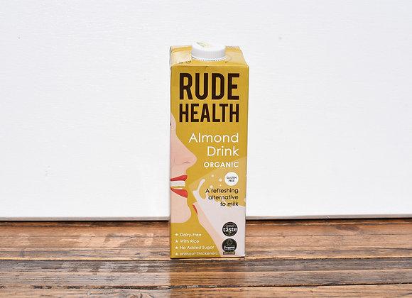 Organic Almond Milk 1L