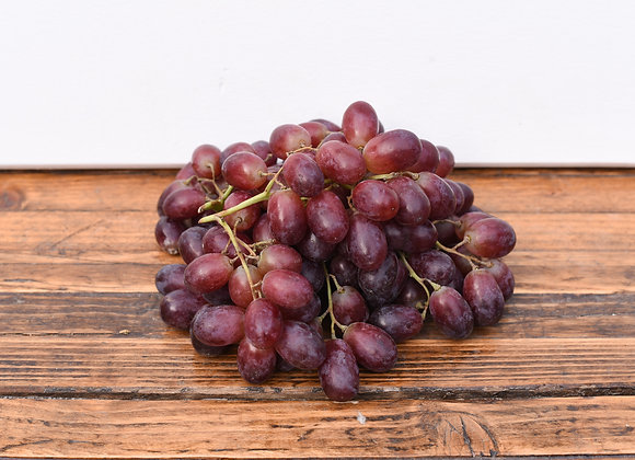 Organic Grapes Red 300g