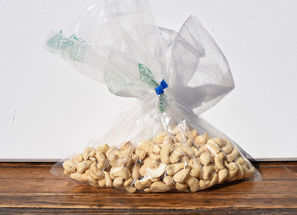 Organic Cashew Nuts 250g