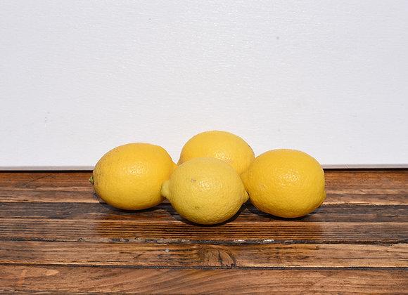 Organic Lemons 4