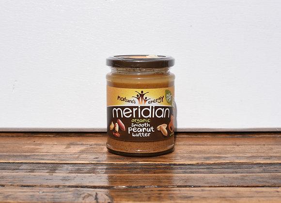 Organic Peanut Butter Smooth Ns 280g