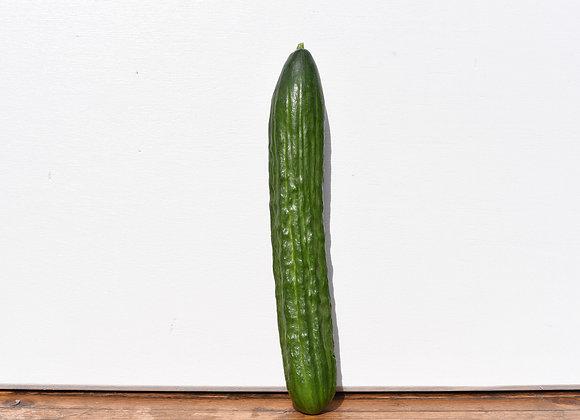 Organic Cucumber Whole