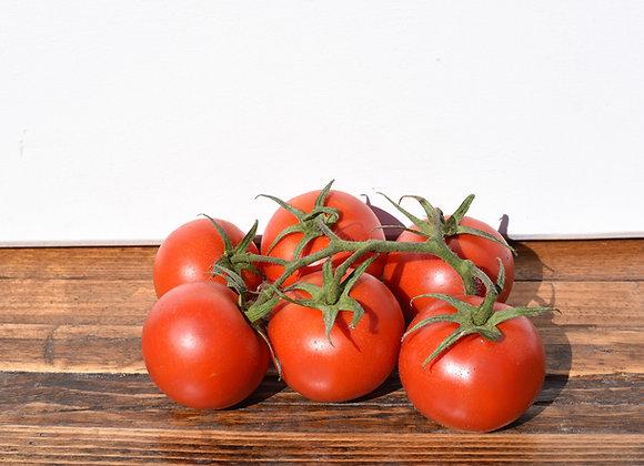 Organic Isle of Wight Large Vine Tomatoes 500g
