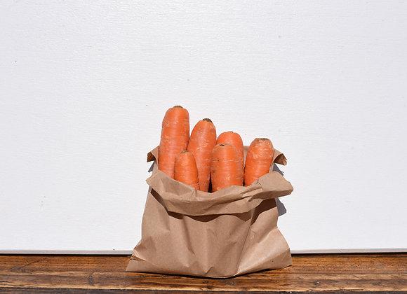 Organic Carrots 500g