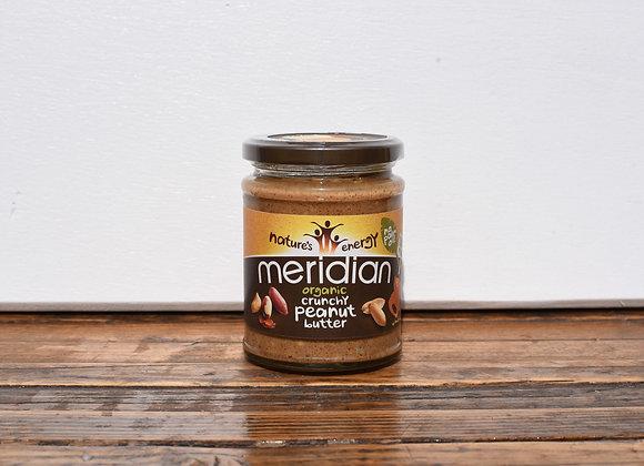 Organic Peanut Butter Crunchy Ns 280g