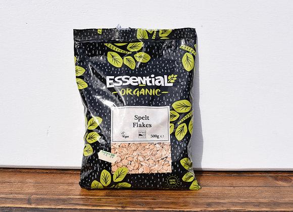 Organic Spelt Flakes 500g