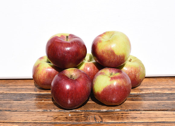 Organic Red Apples 7