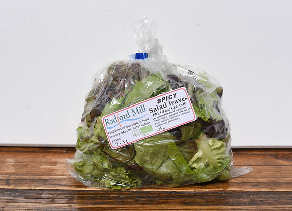 Spicy Salad Leaves Pack