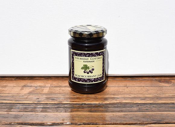 Organic Blackcurrant Jam 250g