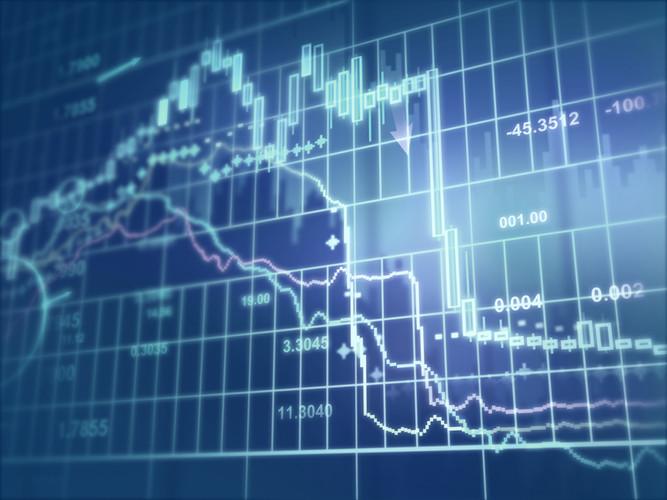 Aktien und Kurstafel