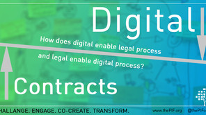 Legal & Contractual Innovation - Workshop Summary