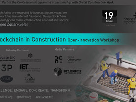 Blockchain in Construction - The Innovation Challenge