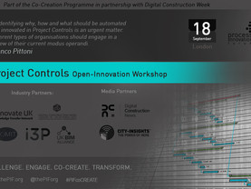 Project Controls – The innovation challenge