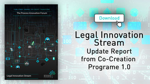 Legal Innovation Stream - Update Report is out