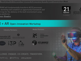 AR/VR for collaborative creation and management in AECO - Innovation Challenge