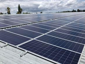 JONSSON WORKWEAR | DC Solar PV System