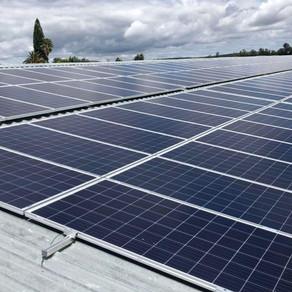 JONSSON WORKWEAR   DC Solar PV System