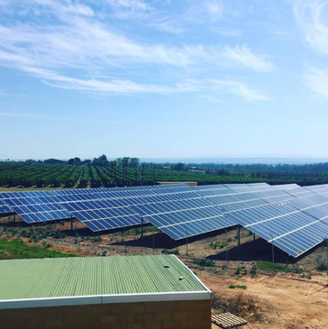 Solar PV Microgrid