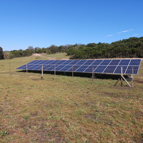 HF RADAR SITE 5 | Bushy Park Farm