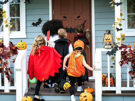 5 desafíos de Halloween para niños con TDAH