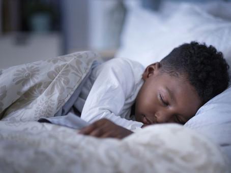 Muchos niños con autismo duermen mal