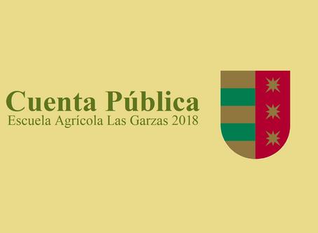 Cuenta Pública 2018