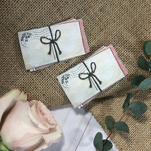 "3 "" Hello Rose Letters Sticker Die Cuts"