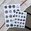 Thumbnail: Sweet Succulents Sticker Sheet 4.75 x 6.5