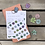 Thumbnail: Set of 6 Sweet Succulent Die-Cut Stickers