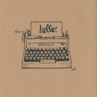Hello Type Print