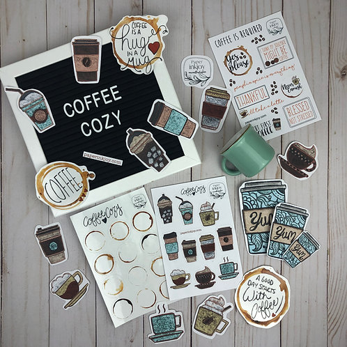 Coffee Cozy Bundle