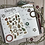 Thumbnail: Rustic Christmas 4x6 Sticker Sheet