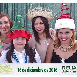 Fiesta Navidad Reliable 2016