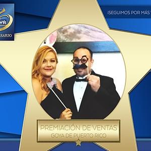 Premiacion Ventas Goya Puerto Rico
