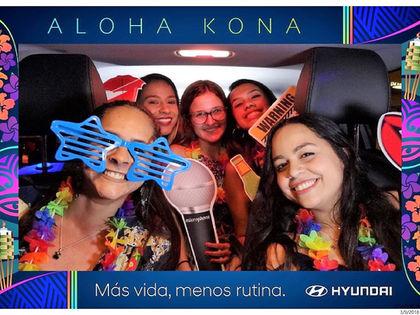 Selfie Aloha Kona Hyundai