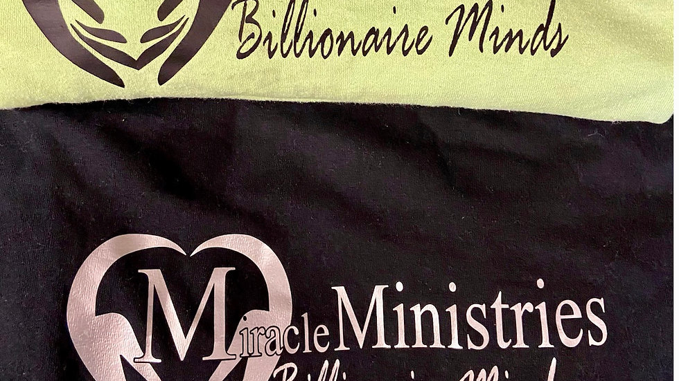 MIRACLE MINISTRY TEE