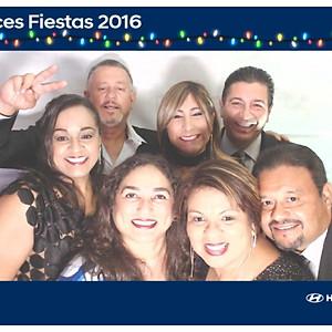 Fiesta Navidad Hyuindad PR 2016