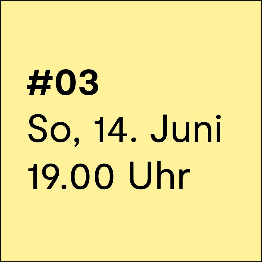Sonntagskonzert #03 (AUSGEBUCHT)