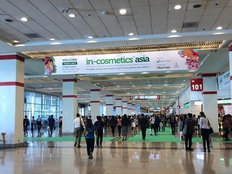 News: In-Cosmetics Asia, Bangkok