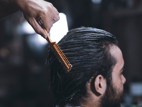 Haircare for Men: An Industry To Keep Tabs On