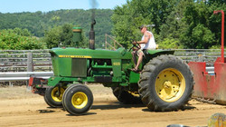 2015 Jerred Tractor Pull