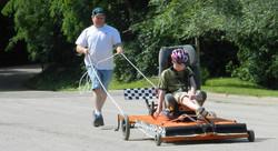2016 Musbakken Larson Cart
