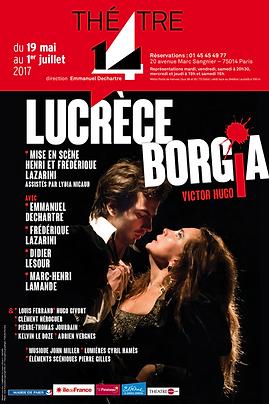 Lucrèce Borgia Minuit Zéro Une