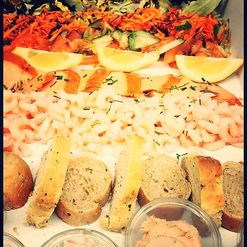 Takeaway Seafood Platter for 2