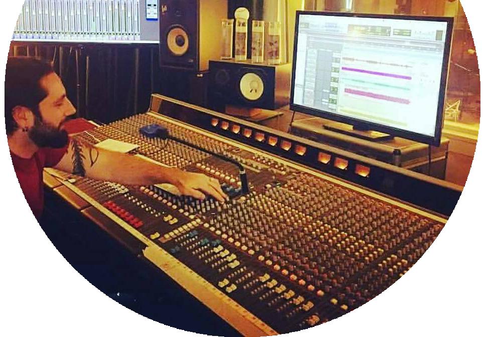 Allen & Heath, mixing console