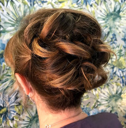 Hair Up by Jess