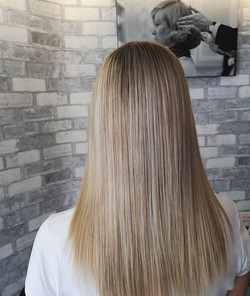Beautiful blonde by our Stylist Jess ❤️_