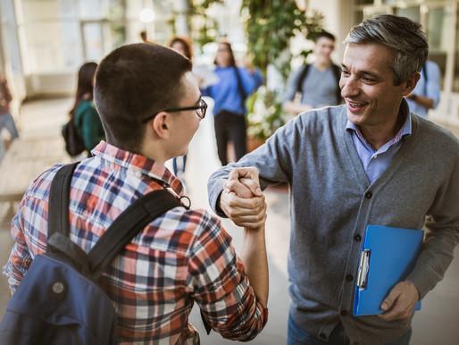 Retired Principal Rewriting Education for Teens