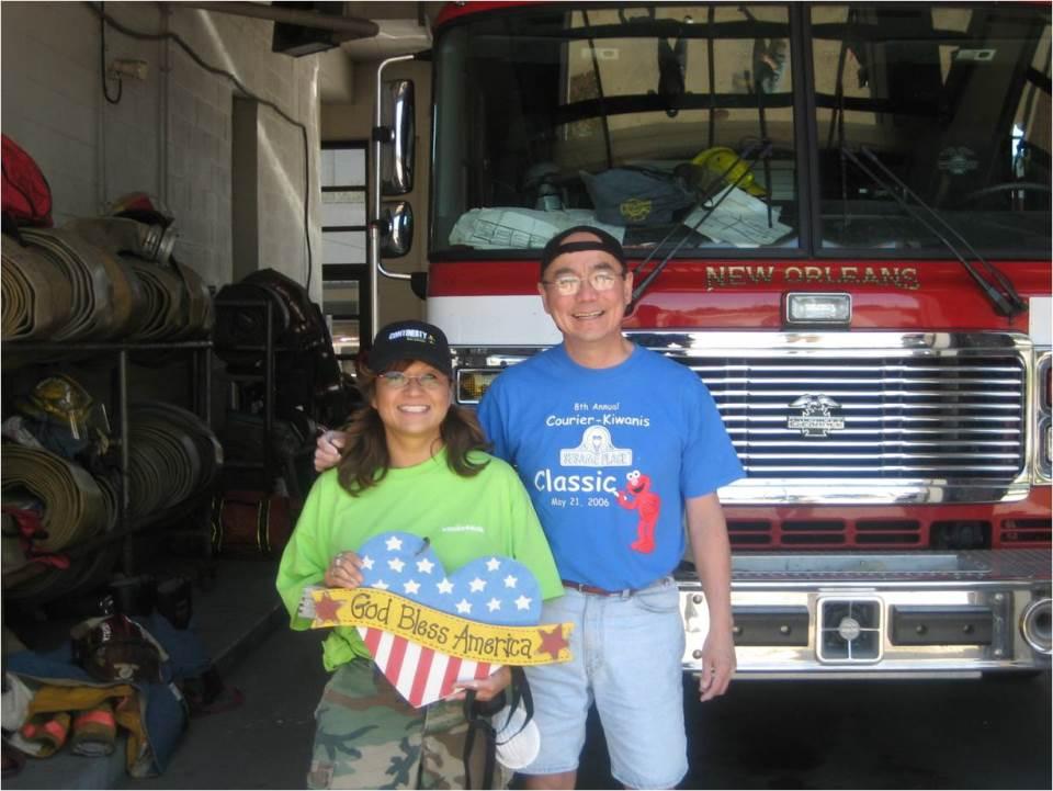NOLA Fire Dept 2007